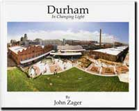 Durham in Changing Light front cover